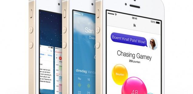 iPhone 5s kiezen