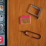 Wat voor simkaart kan er in mijn iPhone?