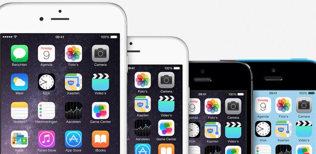 Jouw iPhone kiezen