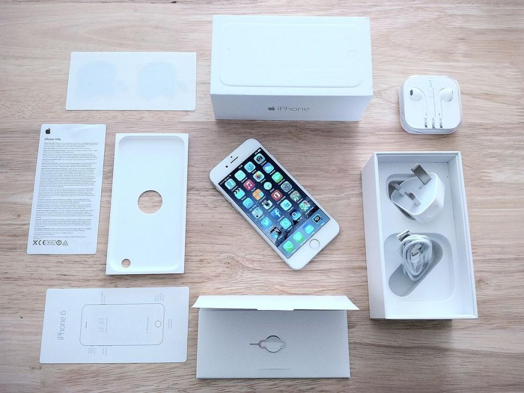iPhone 6 met doos