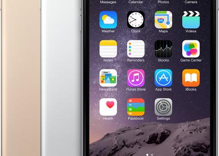 iPhone 6 Plus kiezen