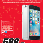 Weekaanbieding: iPhone 6 € 588