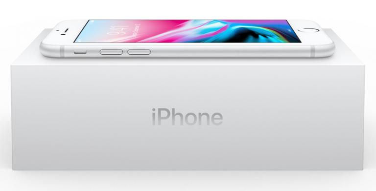 doos iPhone 8