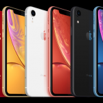 kleuren iPhone XR